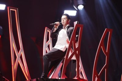 Melovin вышел в финал Евровидения-2018
