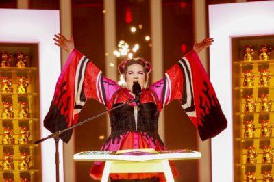 Израиль выиграл Евровидение-2018! MELOVIN в Топ-20
