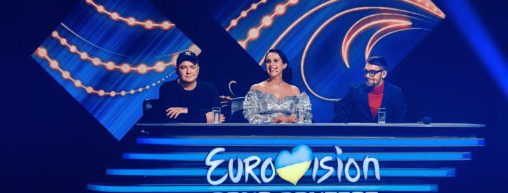 Тихая лирика Brunettes Shoot Blondes и зажигательные танцы MARUV: Первые результаты Национального отбора Евровидение-2019.