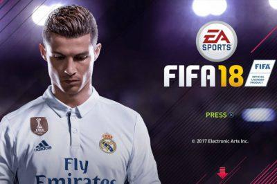 ПРЕДСТАВЛЕН ОФИЦИАЛЬНЫЙ САУНДТРЕК FIFA 18