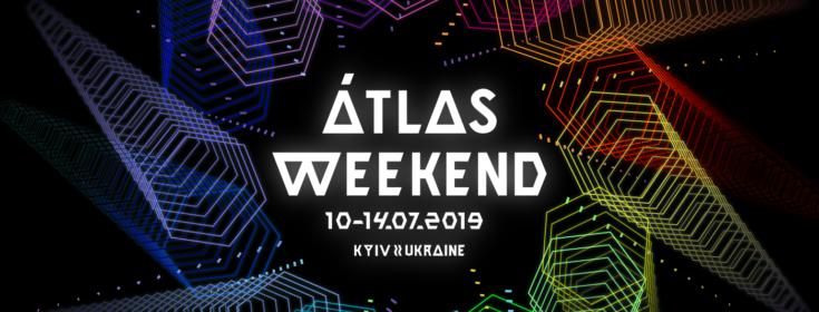 Объявлен первый хэдлайнер фестиваля Atlas Weekend 2019!